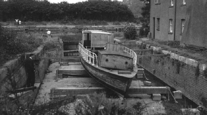 Hempstead dry dock
